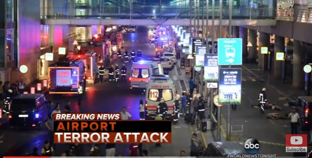 Istanbul: I Am Sorry This World Could Not Keep YouSafe