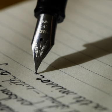 How The Words We Write For Ourselves Can Change Us