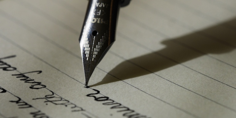 How The Words We Write For Ourselves Can ChangeUs