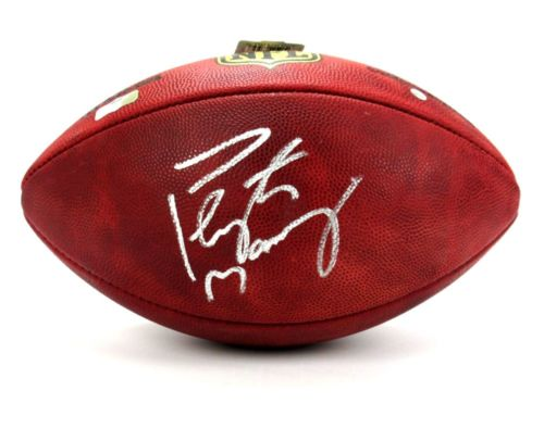Product 1 - Autographed Football