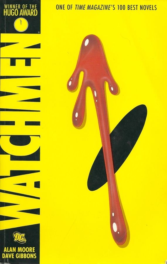 Product 2 - Watchmen