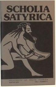 scholia satyrica 2