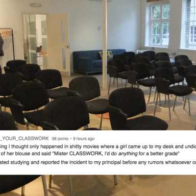 11 Teachers Reveal The Craziest Ways Students Have Tried To Illegally Boost Their Grade