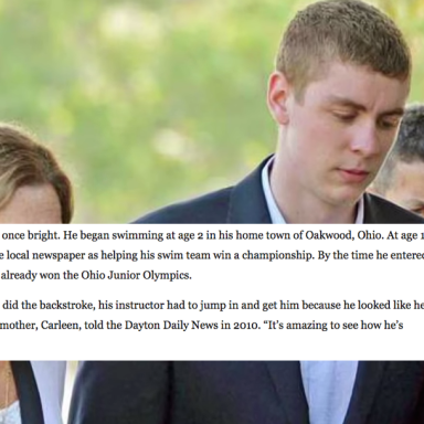This Epic Facebook Rant Totally Wrecked The Washington Post For Their Softball Column On Brock Turner