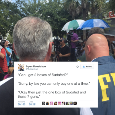 26 Tweets That Perfectly Summarize How Fucked Up Our Gun Laws Really Are