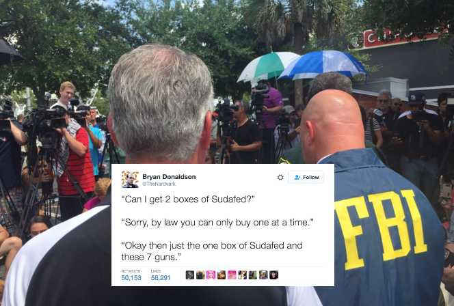 26 Tweets That Perfectly Summarize How Fucked Up Our Gun Laws ReallyAre