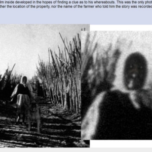 7 Creepy Internet Artifacts That You Can Never, Ever Unsee