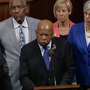 Sit-In Or Not, Congress Isn't Going To Do Anything About Mass Shootings