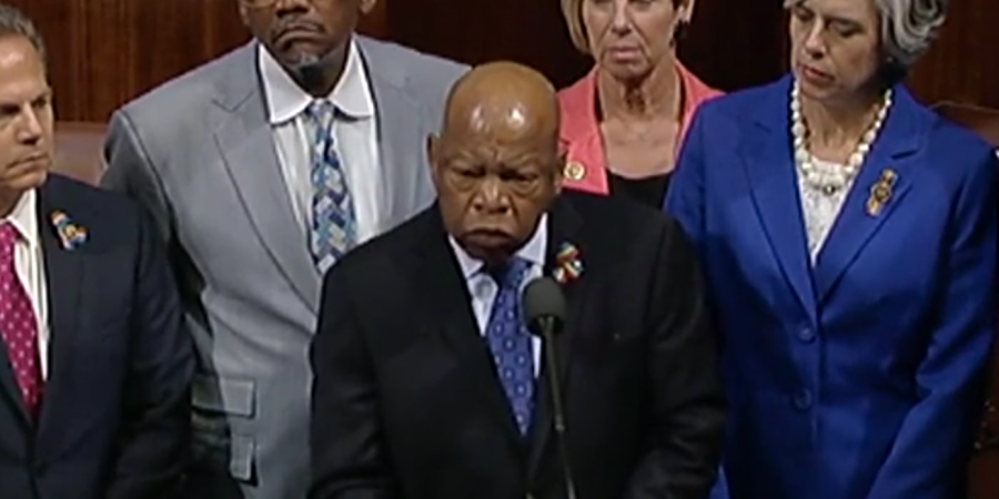 Sit-In Or Not, Congress Isn't Going To Do Anything About MassShootings