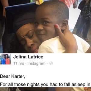 This Mother Wrote A Thank You Letter To Her Son After Her Graduation And It Will Totally Melt Your Heart