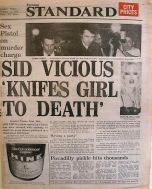 Sid Vicious Oct 78