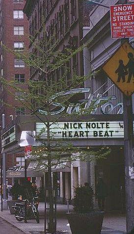 Sutton Theater detail