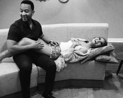 40 Times Chrissy Teigen And John Legend Proved That They Literally Are RelationshipGoals