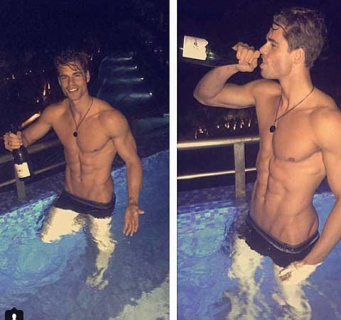 44 Photos Of Hot Guys Drinking Wine That Will Make You Want SexImmediately