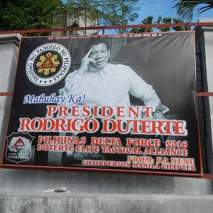 How Filipino President Rodrigo Duterte Is Ushering In A Postmodern Imperial-Populist Presidency