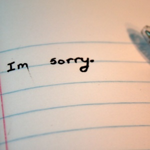 In Defense of Apologies