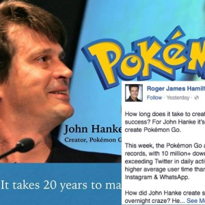 The Inspirational Story Of Pokémon Go's Creation Will Inspire You To Never Give Up On Your Dreams
