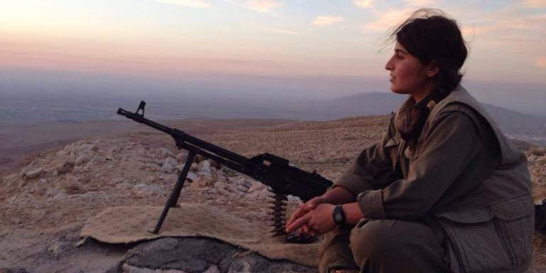 What It's Like Being A Woman In TheMilitary