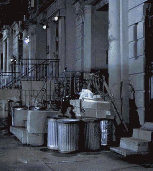 1979 night UWS garbage