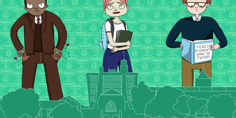 A Thank You Letter To All Underappreciated (And Underpaid) AdjunctProfessors