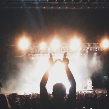 The Magic Of Going To A Concert Alone