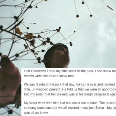 24 Creepy-Ass Internet Stories That'll Freak You The F*ck Out