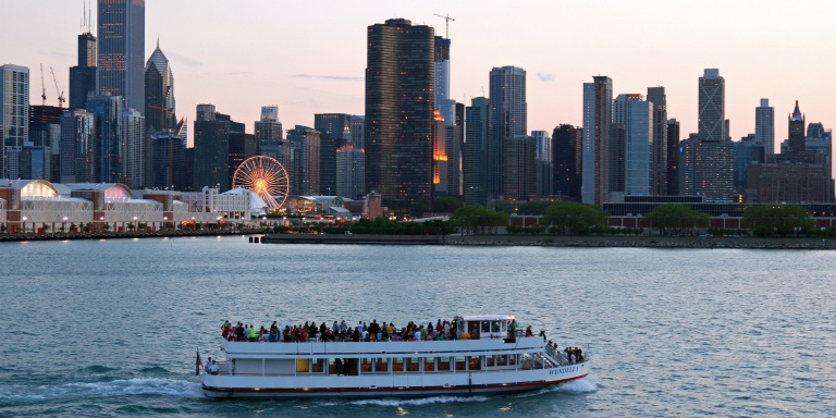 14 Reasons Summertime In Chicago Is Like NowhereElse