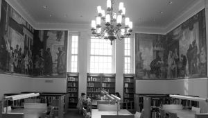 BC library bw