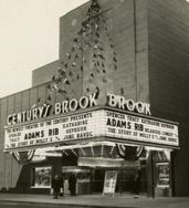 brook theater outside