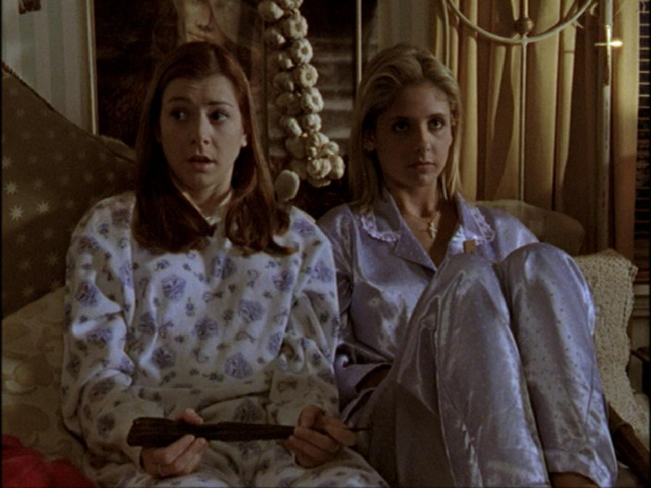 Amazon / Buffy the Vampire Slayer
