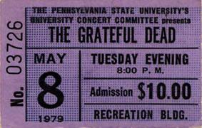 grateful dead penn state