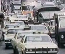 manhattan traffic