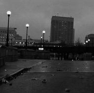 night street empty
