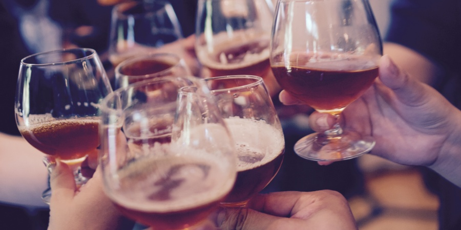 Why Heavy Drinking Is Not TheAnswer