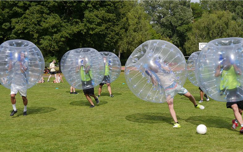 Product 4 - Bubble Soccer