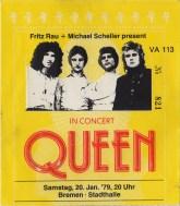 Queen concert Bremen