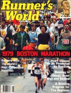 Runners World 1979 april