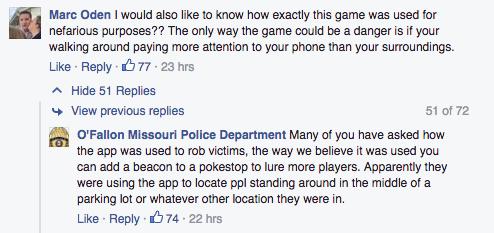 Criminals Are Using 'Pokemon Go' To Mug People AtGunpoint