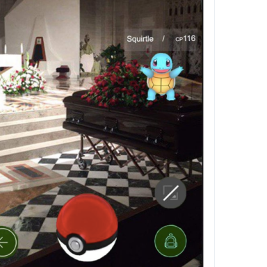 Here's All The Pokémon Who Are Hanging Out With Dead People