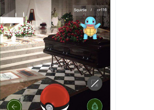 Here's All The Pokémon Who Are Hanging Out With DeadPeople