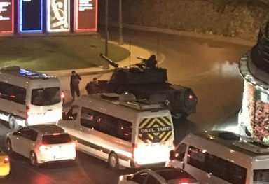 BREAKING: Is There A Coup Going On In Turkey Right Now?