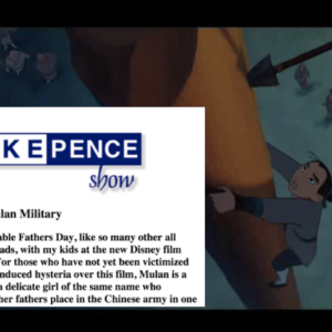 YIKES: Mike Pence Says 'Mulan' Is Proof That Women Shouldn't Be Allowed In The Military
