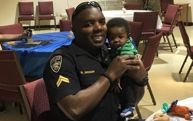 You Need To Know About Montrell Jackson, The Truly Good Cop Who Was Killed In Baton Rogue