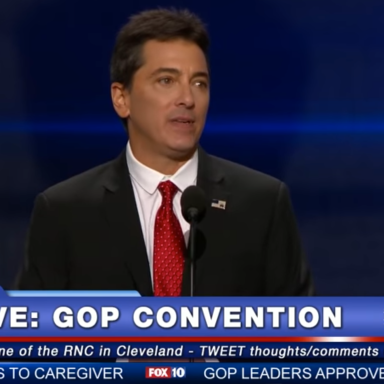 Scott Baio Shows Us A Vision Of An America That Never Was And Might Never Be