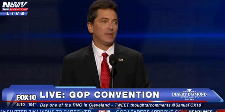 Scott Baio Shows Us A Vision Of An America That Never Was And Might NeverBe
