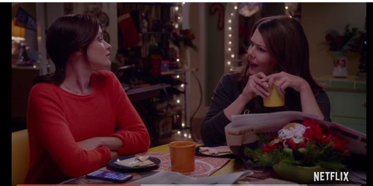 Stop What You're Doing Right Now Because 'Gilmore Girls' Is Premiering Sooner Than WeThink