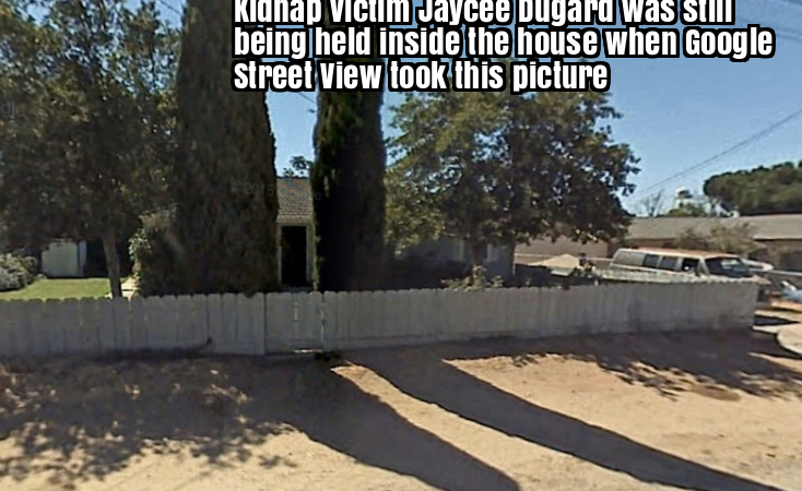 11 Creepy AF Google Street View Images Of Kidnappers, Murders, And Other Horrors