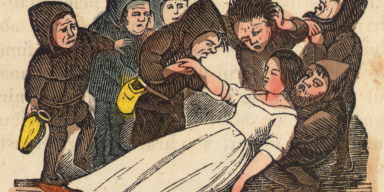 7 Common Fairy Tales And Their Totally Gruesome Origin Story
