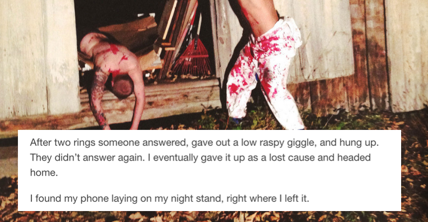 17 Gruesome Scary Stories To Read In Bed Tonight If You Want To Get FreakedOut