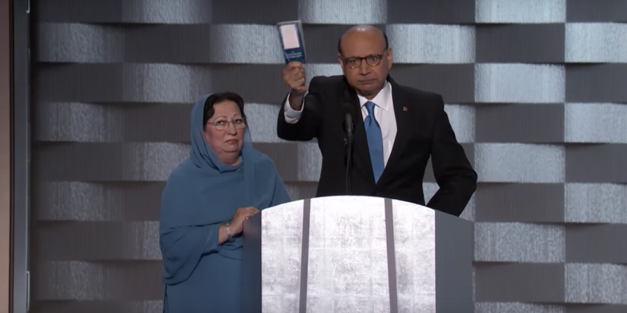 If You Only Watch One DNC Convention Speech, You Have To Watch This Father Of A Slain Muslim American Soldier